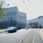 Kunstmuseum Basel:  simbiosi tra ascensore e architettura