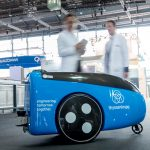 DELIVERY ROBOTS FOR MAINTENANCE