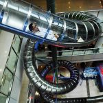 CHINESE MALL REPLACES ELEVATOR WITH SLIDE