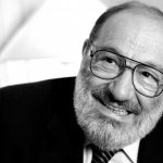 Umberto Eco and the lift: tribute to a great