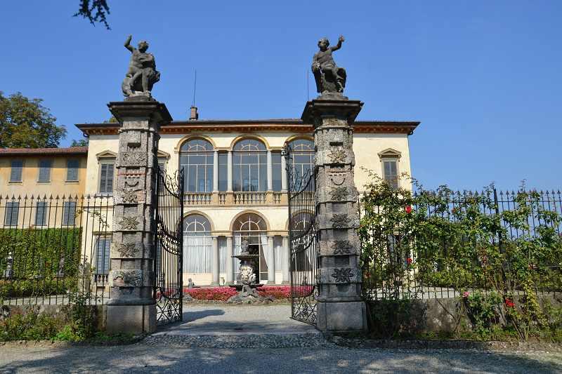 Conviviale Anica 2019, Villa Cassoli Pellegrini ad Arcore