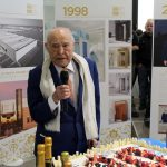 GIUSEPPE VOLPE, 90 YEARS OF LIFE BETWEEN LIFTS AND INFORMATION
