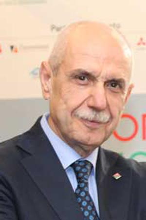 Francesco Burrelli, presidente di Anaci (Associazione Nazionale Amministratori Condominiali e Immobiliari