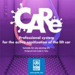 IGV Group presenta CARe, il kit che sanifica l'aria e sterilizza la cabina