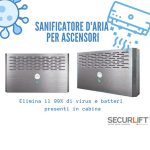 Air Disinfection Purifier by Securlift