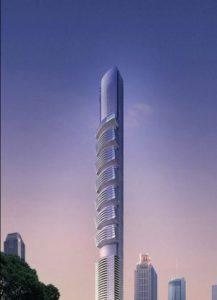Pentominium Tower