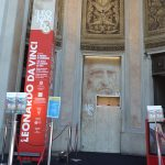 The museum of Leonardo da Vinci now hosts the self-sanitizing lift