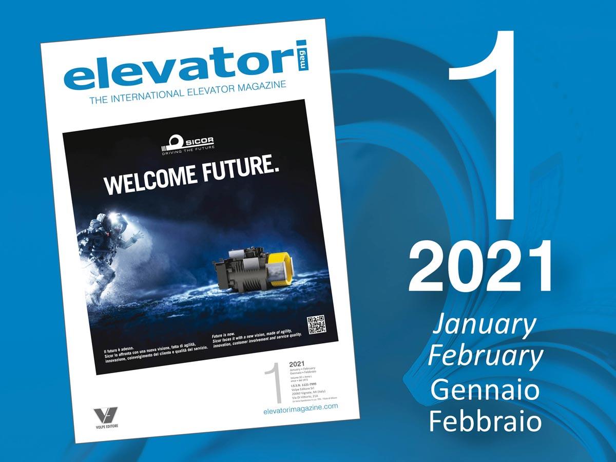 Elevatori Magazine 1/2021