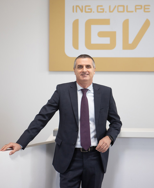 Michele Suria, CEO di IGV Group
