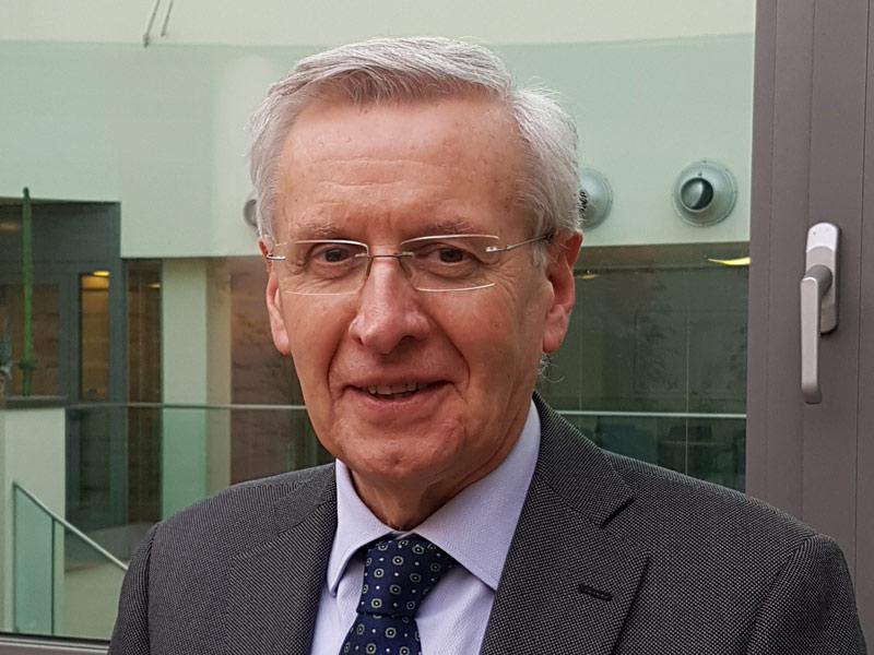 Giuseppe Rossi, presidente UNI