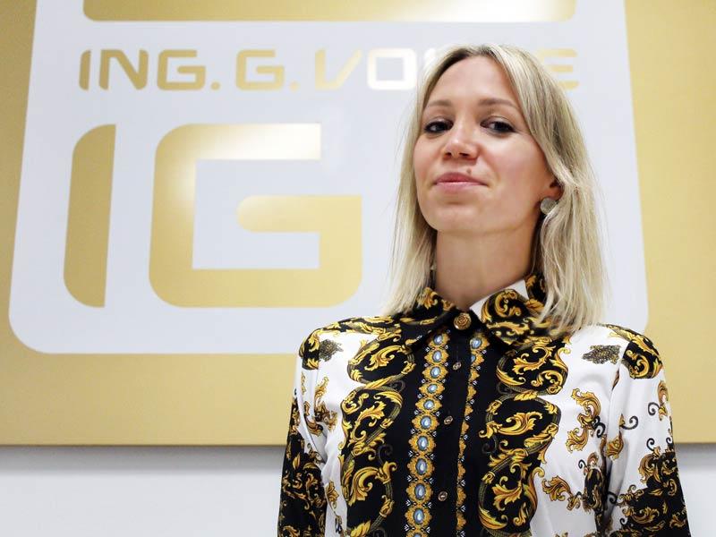 Sabrina Colla, IGV Group