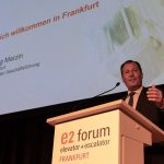 E2 Forum Frankfurt in 2022