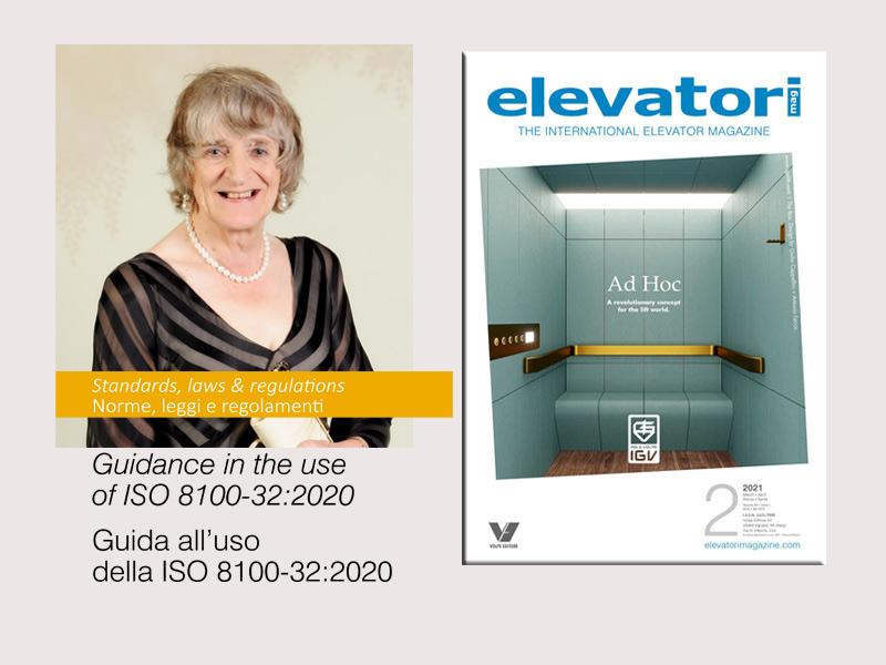 Gina Barney - ISO 8100-32:2020