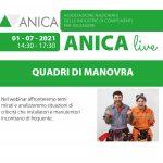 Appuntamento con AnicaLiveWebinar il 1 luglio