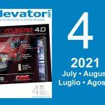 Elevatori Magazine 4/2021:discover the new issue