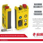 Pizzato: EL AD series lift control stations